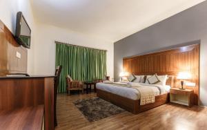 Hotel Reenam, Отели  Лех - big - 49