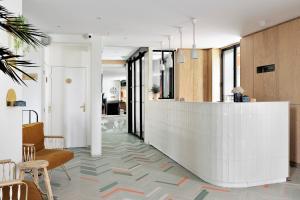 Caulaincourt Montmartre by Hiphophostels, Hostels  Paris - big - 68