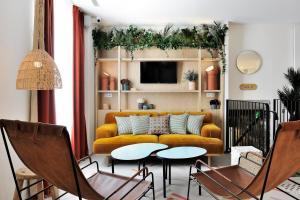 Caulaincourt Montmartre by Hiphophostels, Hostels  Paris - big - 69