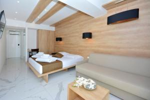 Hotel San Antonio, Hotels  Podstrana - big - 24