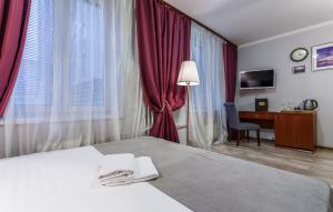 Mayak Hotel, Hotels  Moscow - big - 64