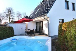 Luxus_Ferien_HAUS HYGGE - Göhren-Lebbin