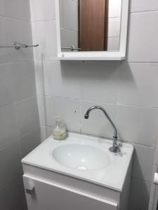 Lugar todo no Centro II-próx. a Santa Casa e UFRGS, Ferienwohnungen  Porto Alegre - big - 28