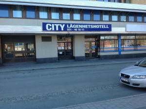 City Apartment Hotel - Gøteborg