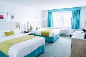 Coast Hotel & Convention Centre.  Foto 1