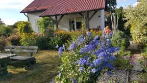 Domek nad jeziorem Bystrzyna