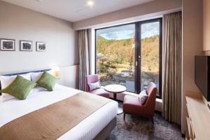 HOTEL MYSTAYS Fuji Onsen Resort, Hotely  Fudžijošida - big - 81