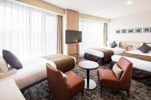 HOTEL MYSTAYS Fuji Onsen Resort, Отели  Фудзиёсида - big - 5