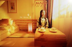 Auberges de jeunesse - Qionglai Pingle Ancient Town has house style boutique hotel
