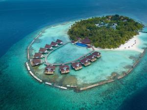 Отели Мальдив 4 звезды всё включено