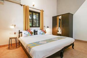 Decent 2BHK House in Goa, Апартаменты  Marmagao - big - 24
