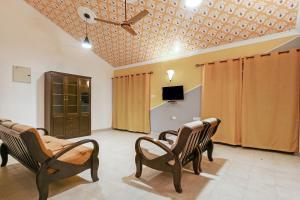 Decent 2BHK House in Goa, Апартаменты  Marmagao - big - 21