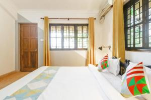 Decent 2BHK House in Goa, Апартаменты  Marmagao - big - 11