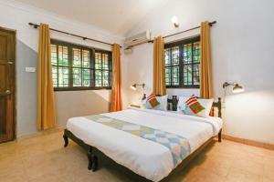 Decent 2BHK House in Goa, Апартаменты  Marmagao - big - 8