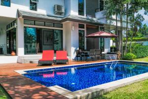 4 Bed Luxury Private Pool Villa - Layan Beach