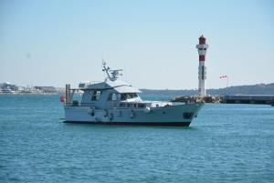 obrázek - Yacht Germinal Honfleur