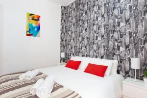 Key Sagrada Familia - Carrer Del Clot, Apartmány  Barcelona - big - 12