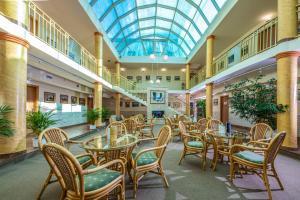 Zichy Park Hotel, Hotels  Bikács - big - 44