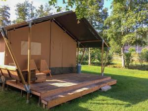 Safaritent at Camping Walsheim
