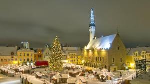 Vip Old Town Apartments, Appartamenti  Tallinn - big - 37