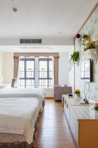 Coastline International Apartment, Apartments  Guangzhou - big - 51