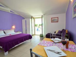 Apartment Karlo.4, Appartamenti  Tribunj (Trebocconi) - big - 29