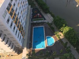 Nancy Thuy Tien Apartment 1311, Апартаменты  Вунгтау - big - 17