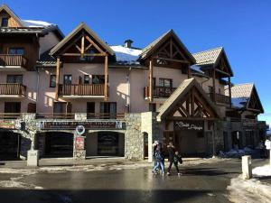Appartement duplex 7 pers. skis aux pieds 67773