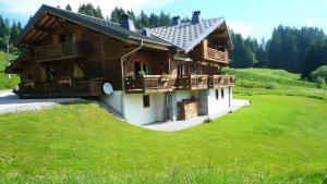 Appartement 5 pers. avec terrasse face au mont blanc 70261 - Hotel - Le Praz de Lys
