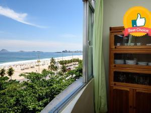 All in Rio-Nas Ondas do Mar de Copa - Leme