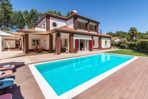 Janas Villa Sleeps 10 Pool WiFi - Arneiro