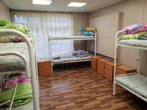 Hostel on Naberezhnaya Lebedeva 9 - Kirillovskoye