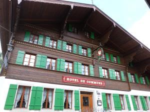 Hotel de Commune - Gstaad