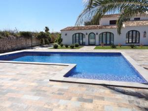 Teulada Villa Sleeps 22 Pool WiFi