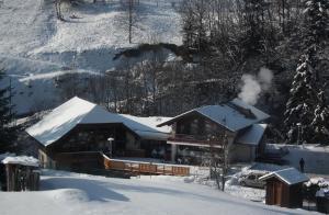 La Halte du Moulin - Montriond