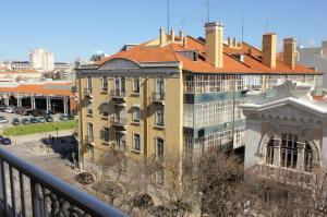 Residencial Duque de Saldanha, Penziony  Lisabon - big - 56