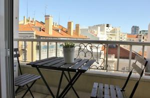 Residencial Duque de Saldanha, Vendégházak  Lisszabon - big - 29