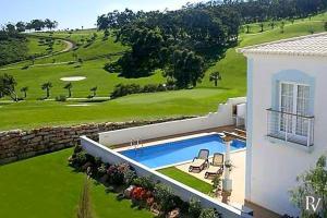 Salema Villa Sleeps 6 Pool