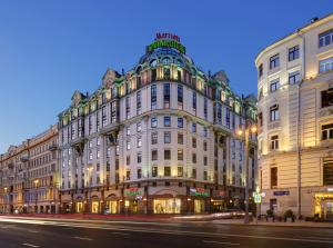Moscow Marriott Grand Hotel - Mosca