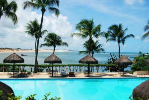 Hotel Marinas, Hotely  Pipa - big - 49