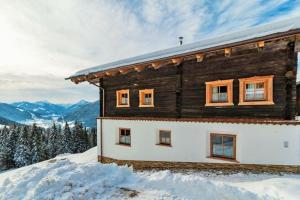 Bauernhütte Niedermaisgut - Apartment - Eben im Pongau