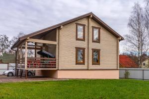 Solar House - Garbolovo
