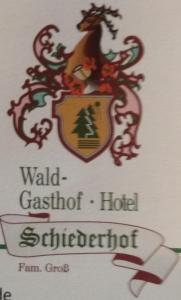 Waldgasthof - Hotel Schiederhof - Atting