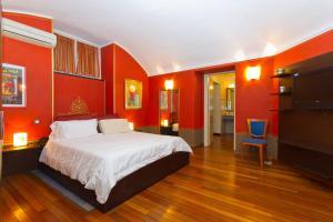 Lussuoso appartamento in villa liberty Cit Turin - AbcAlberghi.com
