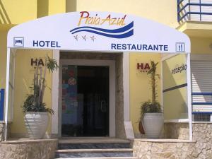 Hotel Apartamento Praia Azul - Sobreiro Curvo
