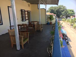 K.G.B. guesthouse, Penzióny  Thakhek - big - 13