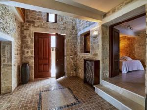 Keramoutsion Villa Sleeps 8 Pool Air Con WiFi - Petrokefalo