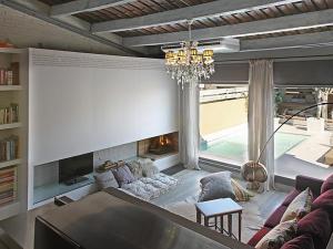 Can Tunis Villa Sleeps 12 Pool Air Con WiFi - Barcelona