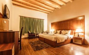 Hotel Reenam, Отели  Лех - big - 25