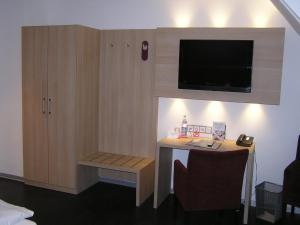 Hotel zur Promenade, Hotely  Donauwörth - big - 17